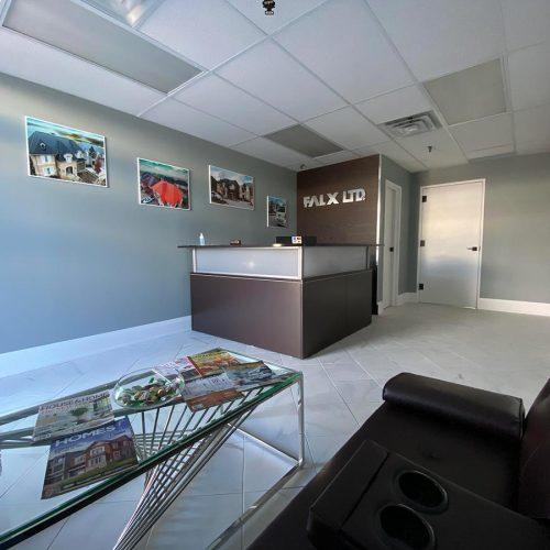 metal roofers office